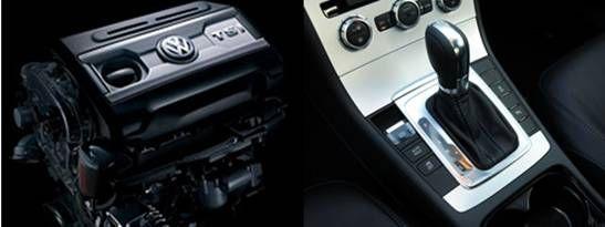 追求完美 一汽-大众; 文峰一汽大众迈腾; tsi:高动力输出 低燃油消耗