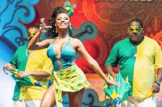 2013年世界各地的狂欢节