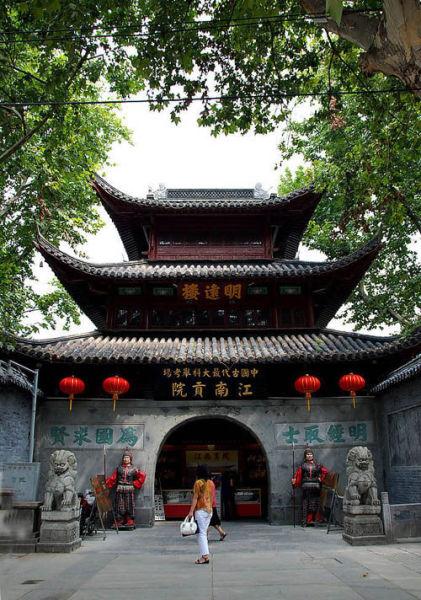 长乐渡周边风景好:秦淮河——十代繁华金粉荟萃之地
