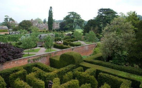 揭开谜团英国十大神秘古老的特色迷宫(组图)