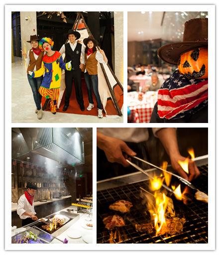 经典美式BBQ烧烤盛宴