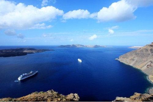 《碧海蓝天》与爱琴海