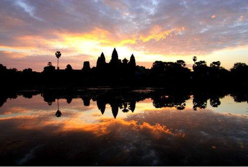 《古墓丽影》与柬埔寨吴哥古城