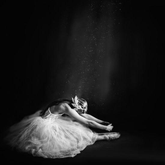 芭蕾舞的视觉爆炸