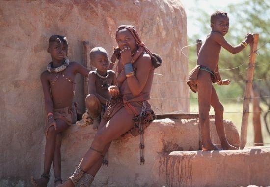 非洲女人生活照片