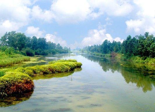 姜堰溱湖湿地公园