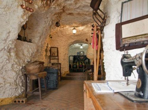 楼洞,萨克罗蒙特,西班牙