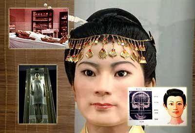 西汉初期长沙国丞相轪侯利苍之妻辛追