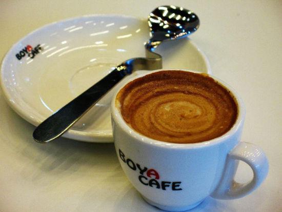 葡萄牙:1美元可以买到一杯意大利浓缩咖啡