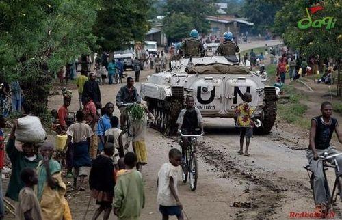 Democratic Republic of Congo刚果民主共和国