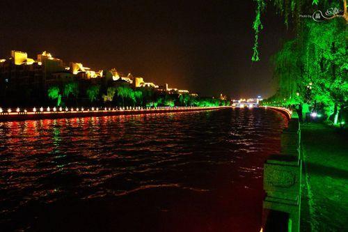 大运河夜景