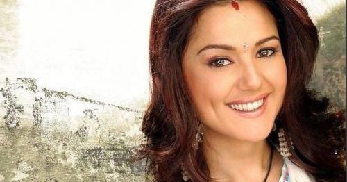 印度美女普丽缇·辛塔(Preity Zinta)