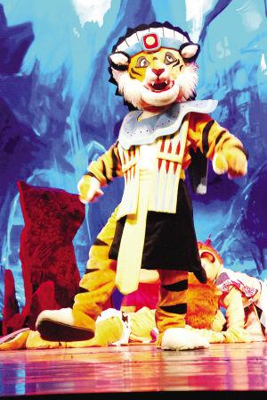 中国狮子王 六一来宁过儿童节