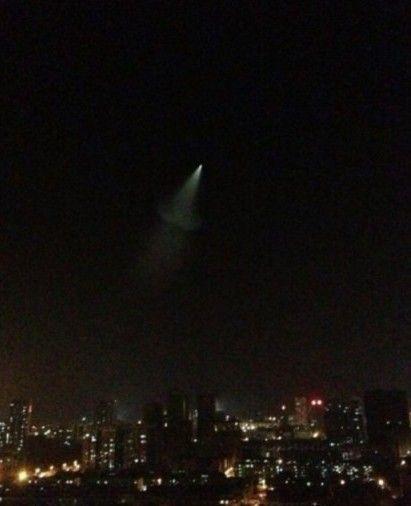 中国多省现ufo全球著名ufo事件大盘点(组图)
