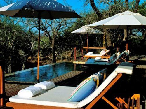 南非克鲁格国家公园附近的私人野生动物保护区别墅Africa House