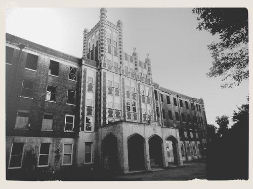 威弗利山疗养院