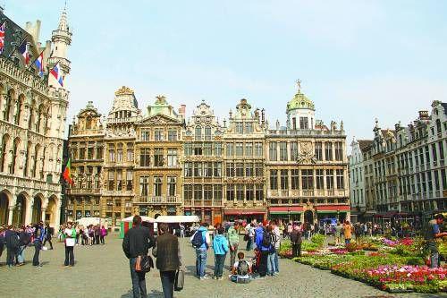 布鲁塞尔广场