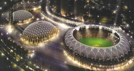 迪拜运动中心
