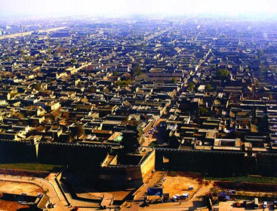 这十座小城抵抗PM2.5图片