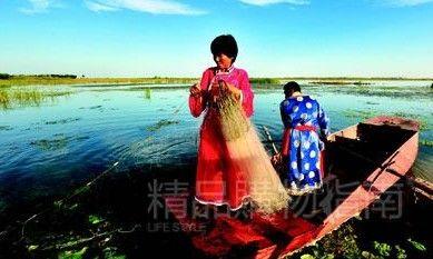 达斡尔族为曾经的渔猎民族