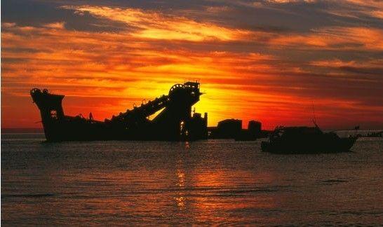 探寻昆士兰七大最美日出日落地