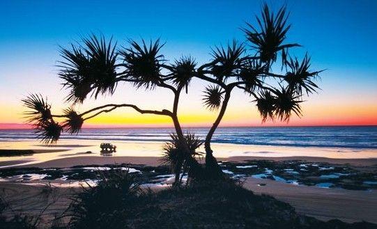 费沙岛日落