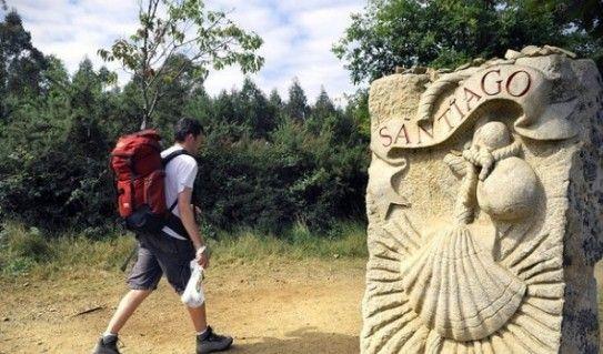 西班牙圣地亚哥朝圣之路