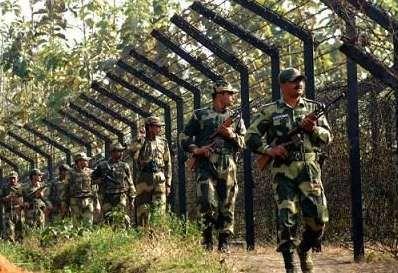 印度孟加拉边境