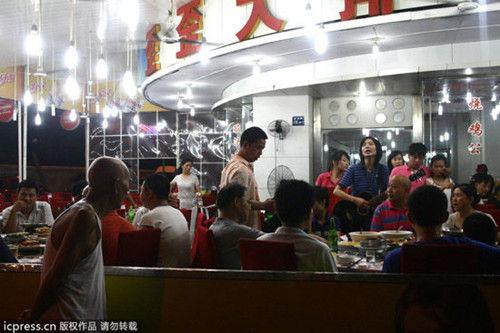 武汉吉庆街夜市