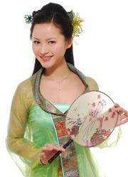 扬州旅游形象大使:马静