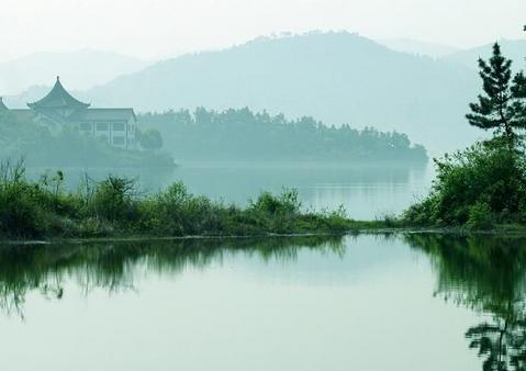 天目湖龙兴岛