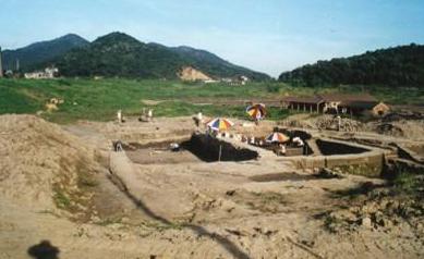 跨湖桥新石器时代遗址