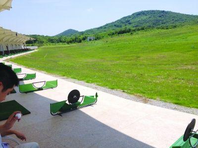 南京和句容交界处现高尔夫球场