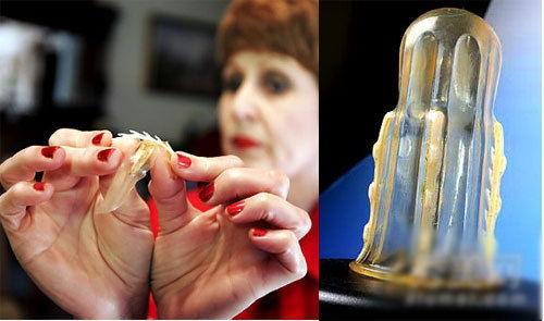 真人演示女用避孕套使用方法