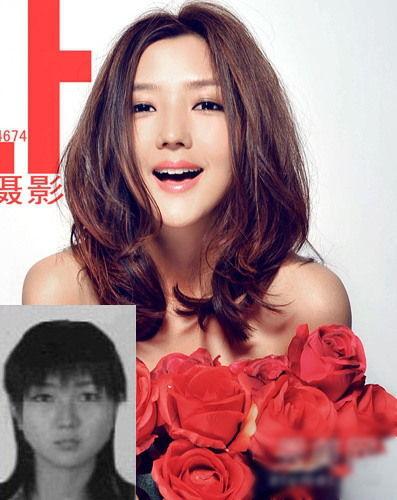 赵丽颖尼坤宋茜 明星素颜证件照惊悚pk(3)