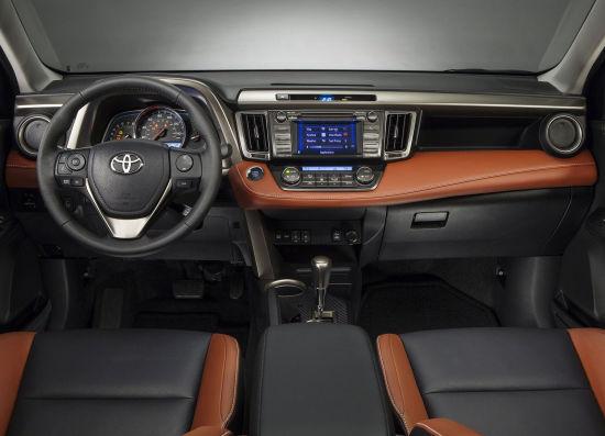 新款丰田rav4即将上市