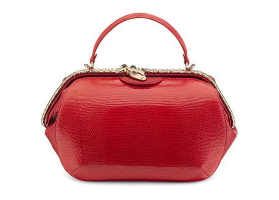 宝格丽手袋似50年代手提包 新浪常州时尚 新浪常州