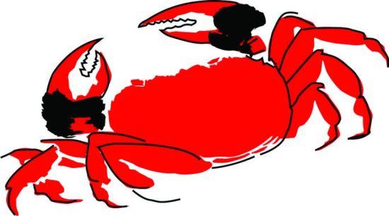 阳澄湖螃蟹图片_阳澄湖螃蟹矢量图__名片卡片_广告设计_矢量