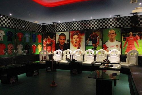 世界杯主题包间