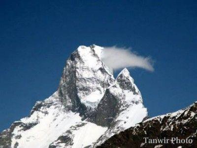 而慕士塔格塔峰则是前者的山峰之一
