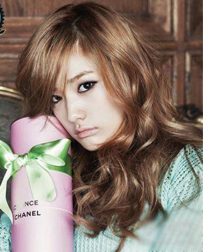 Nana   这份榜单中,韩国美女上榜较多,After School成员...