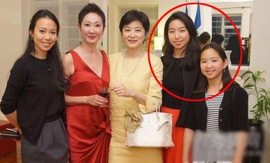 林青霞的女儿邢爱林