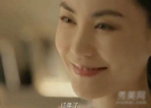 王菲新广告