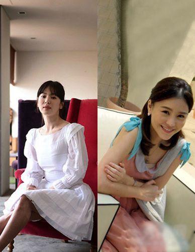 宋慧乔vs李海娜