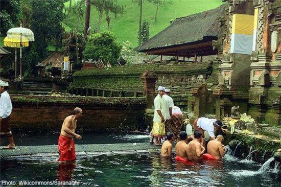 乌布镇 ——巴厘岛的文化精神中心