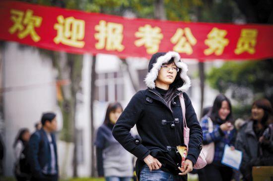 扬城省考12294人报名 热度超去年 _新浪扬州