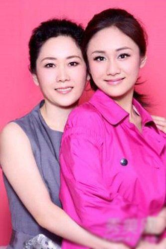 刘芸和母亲