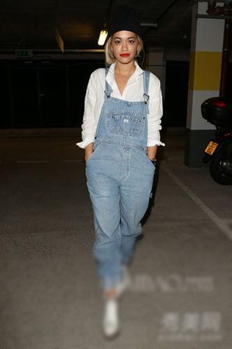 瑞塔 欧拉 (Rita Ora)