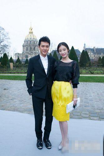 倪妮和冯绍峰
