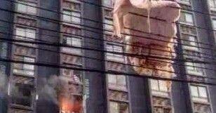 南京木马公寓五楼爆炸